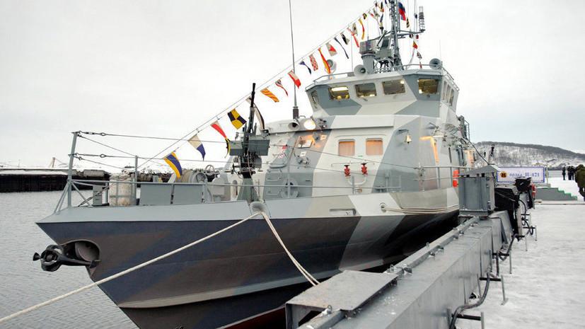 Экипажи кораблей ЧФ провели учения в Средиземном море