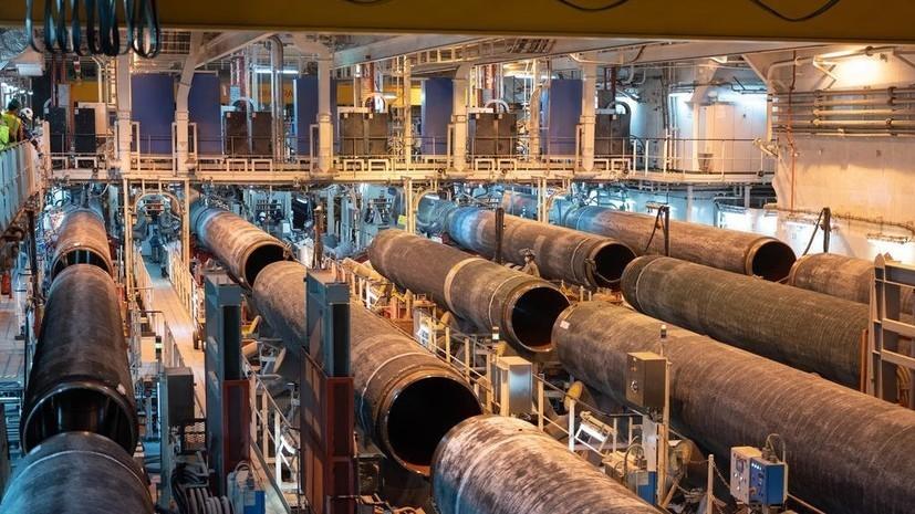 «Нафтогаз» назвал «Северный поток — 2» «ловушкой» для ЕС