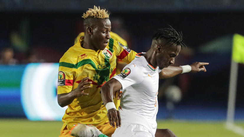 Сборная Кот-д'Ивуара победила команду Мали и вышла в четвертьфинал КАН