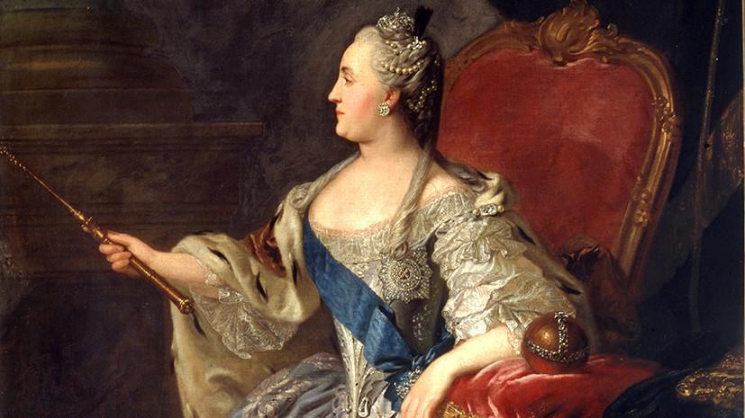 Тест RT: Екатерина Великая или другая правительница?