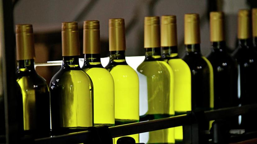 Володин оценил преимущество российского вина перед грузинским