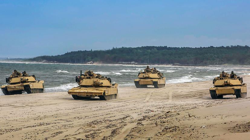 Внешний раздражитель: почему Вашингтон продолжает наращивать военный потенциал Тайваня