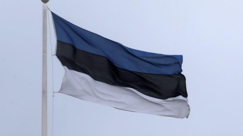 Эстония считает провокацией салют в честь 75-летия освобождения Таллина
