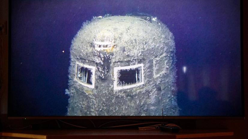 В Норвегии нашли утечку радиации на затонувшей АПЛ «Комсомолец»