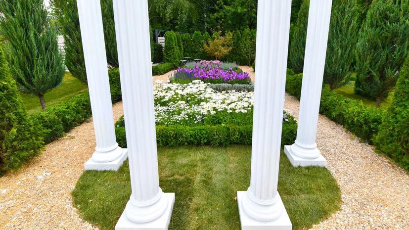 Фестиваль Moscow Flower Show откроется 10 июля