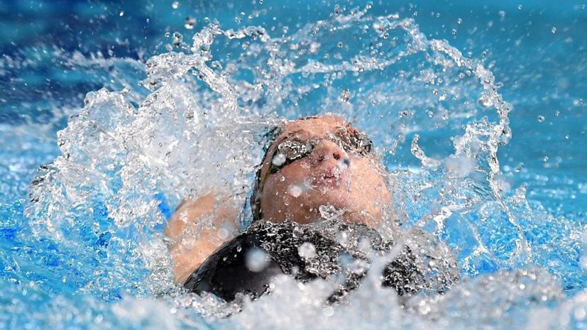 Россиянка Приходько завоевала серебро в плавании на Универсиаде