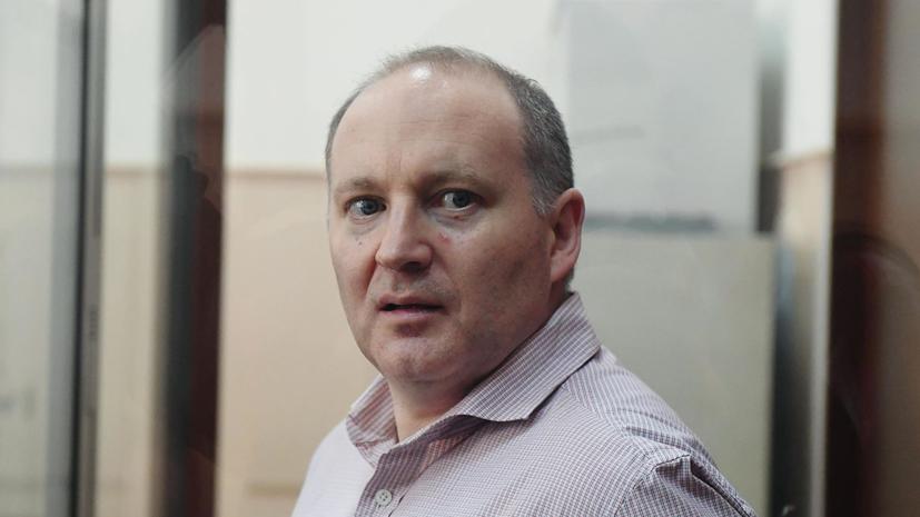 Суд оставил под арестом фигуранта дела Baring Vostok Дельпаля