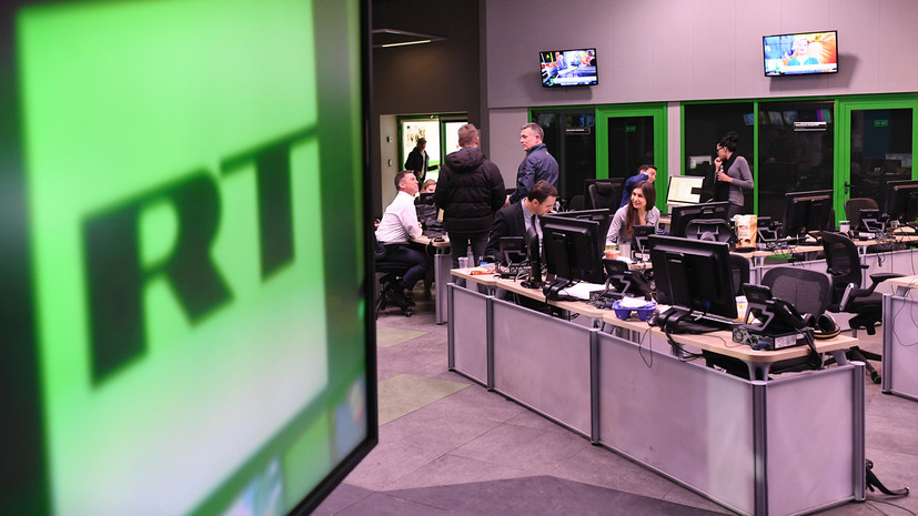 Комитет защиты журналистов обеспокоен отказом в аккредитации RT