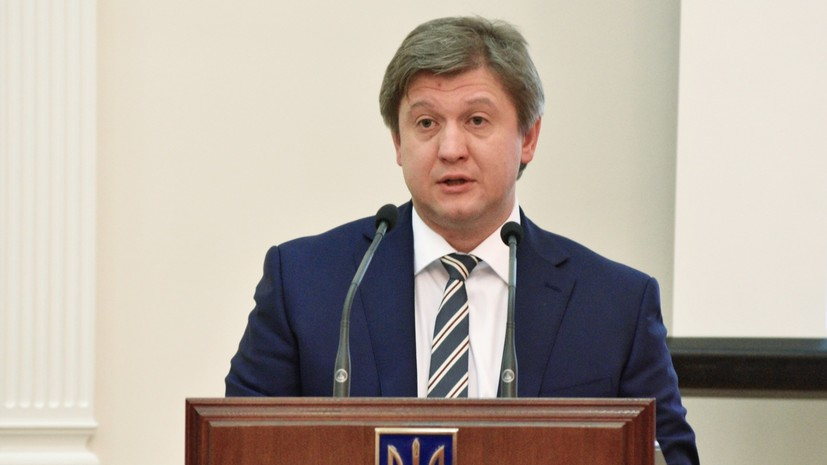 Секретарь СНБО Украины прибыл с визитом в США