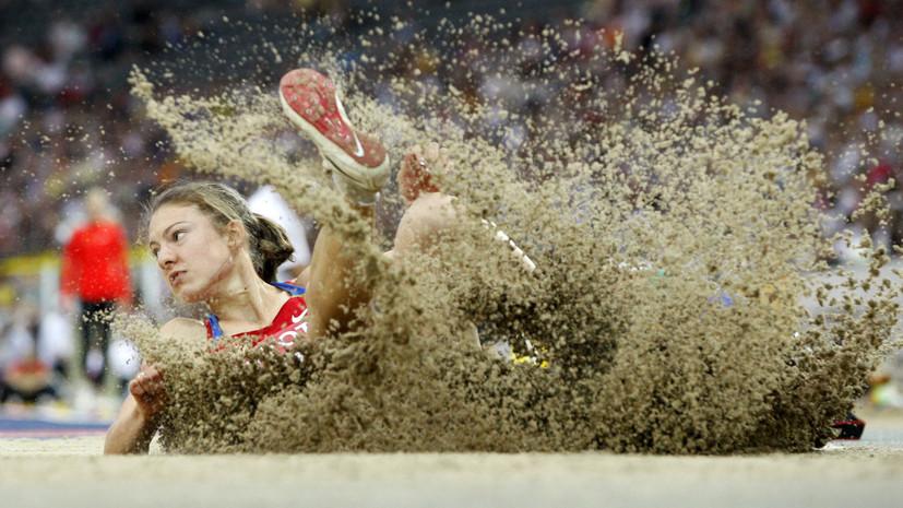 Легкоатлетка Соколова победила на международном турнире в Венгрии