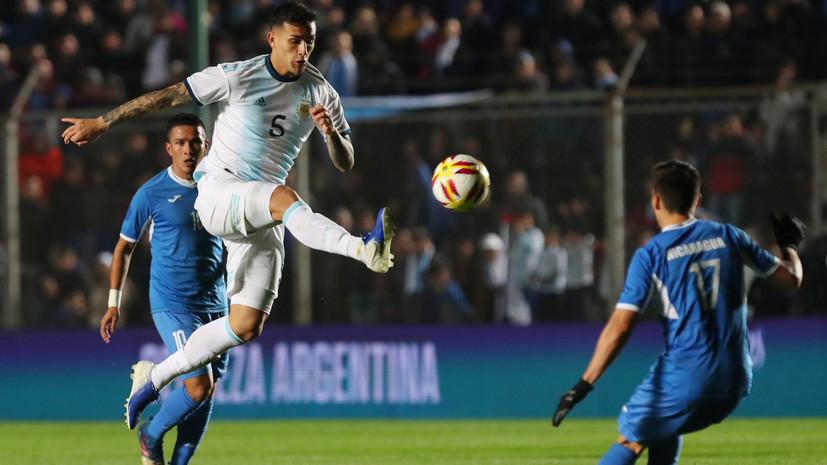 Экс-футболист «Зенита» вошёл в символическую сборную Кубка Америки — 2019