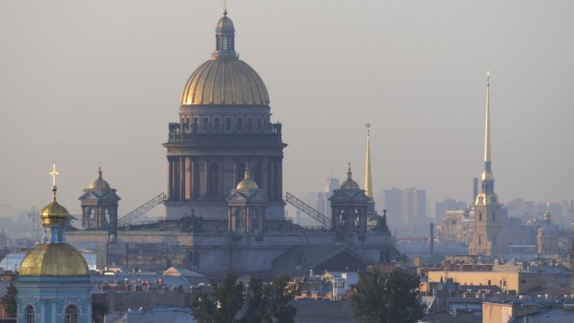 Спасатели предупредили об усилении ветра 10 июля в Петербурге