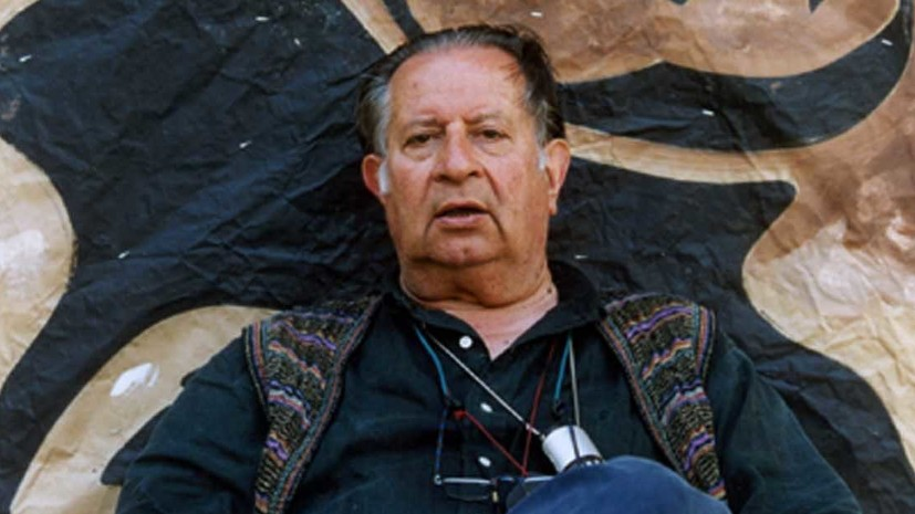Director Tinto Brass is hospitalized in Rome - Teller Report