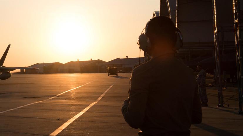 В Катаре в ходе учений столкнулись два военных самолёта