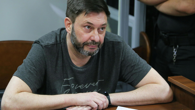 Венедиктов заявил, что Зеленскому передали письмо от матери Вышинского