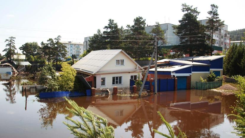 Число жертв наводнений в Иркутской области возросло до 25