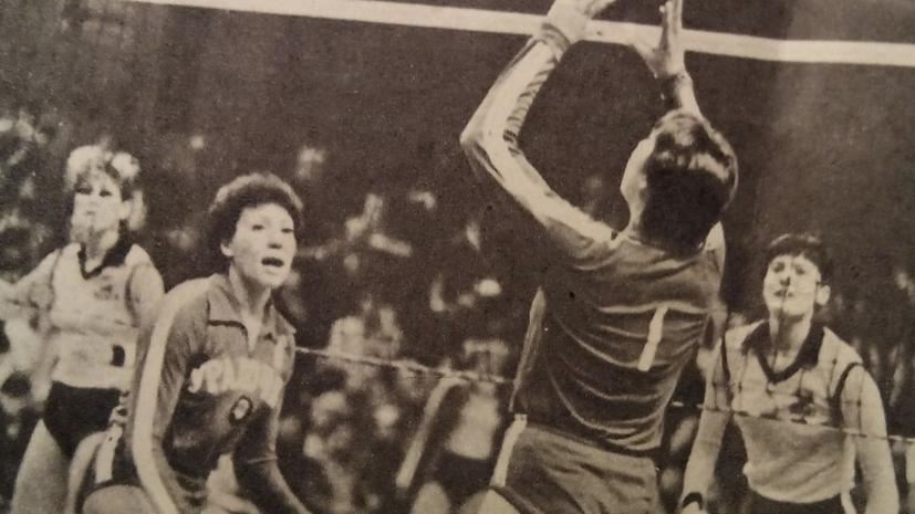 Чемпионка ОИ-1988 Огиенко номинирована в Зал славы волейбола