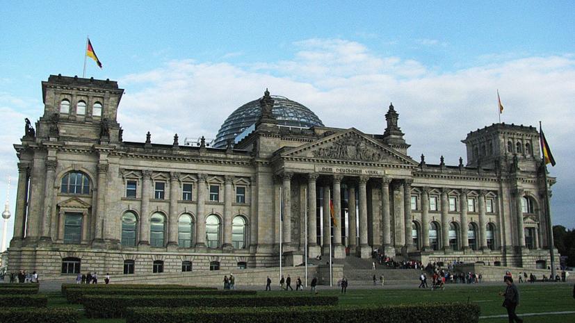 В бундестаге оценили призыв журналиста из ФРГ снести памятник Победы