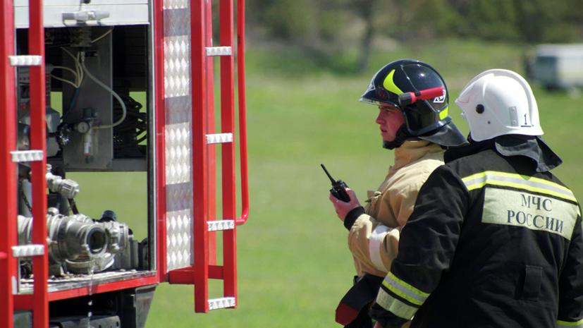 Пожарных-волонтёров обяжут проходить курсы профподготовки и медобследование