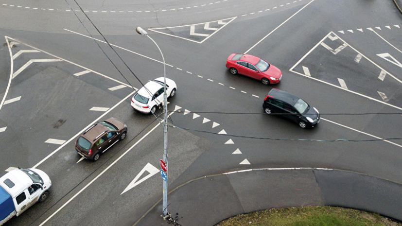 Эксперт прокомментировал идею о скоростных турбоперекрёстках