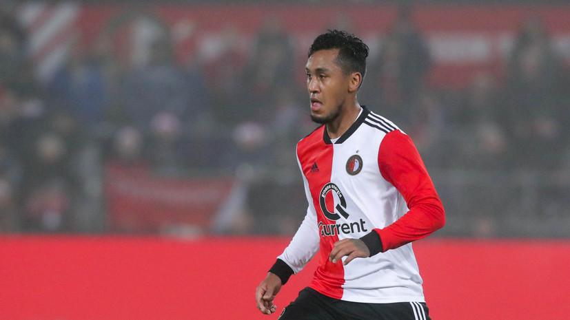 СМИ: «Локомотив» интересуется футболистом сборной Перу