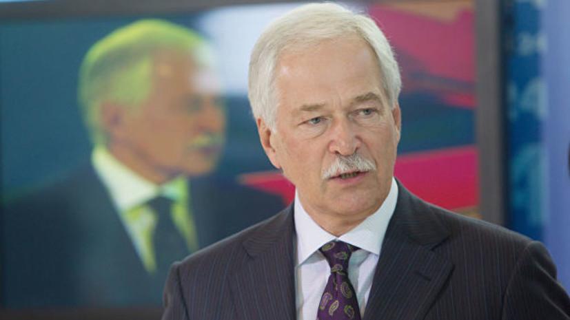 Грызлов предложил переименовать партию «Оппозиционная платформа — За жизнь»