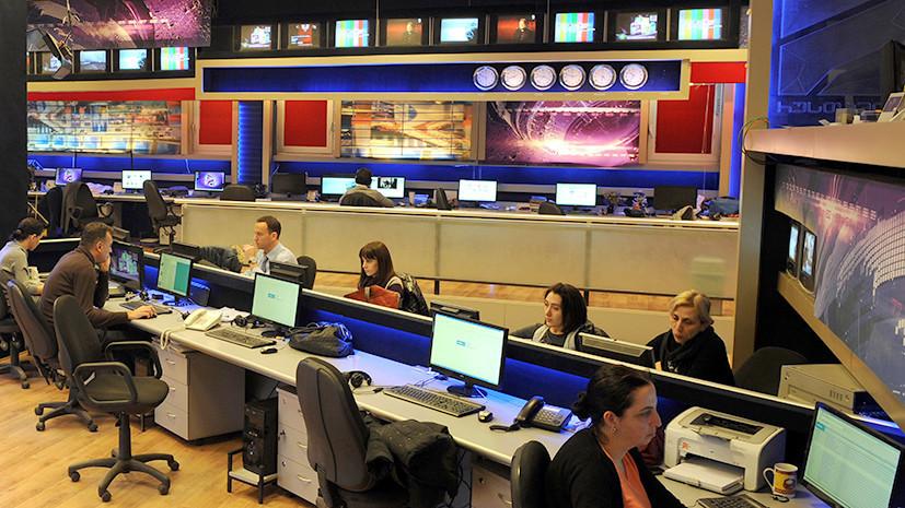 Совладельцы «Рустави 2» отказались уволить гендиректора телеканала