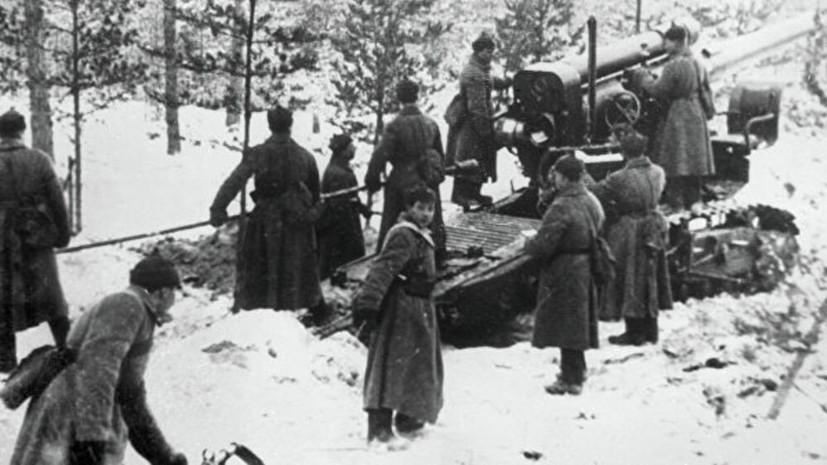 В Ленобласти нашли останки красноармейцев, погибших в 1940 году