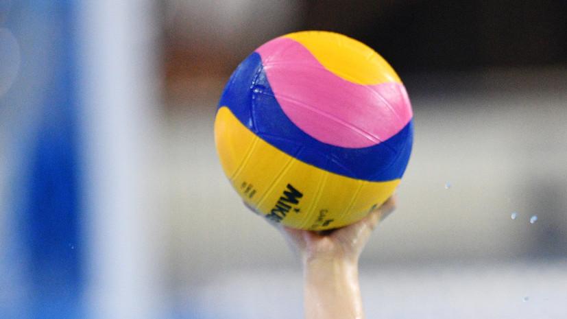 Женская сборная России по водному поло вышла в полуфинал Универсиады