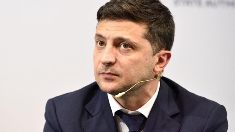 Выгнанный Зеленским чиновник назвал президента Украины хамом