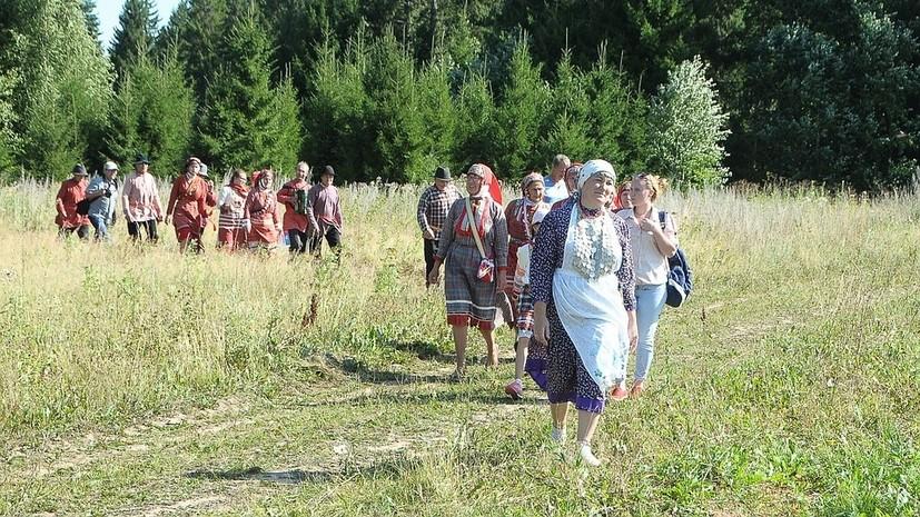 Этнофутуристический фестиваль пройдёт 12—14 июля в Удмуртии