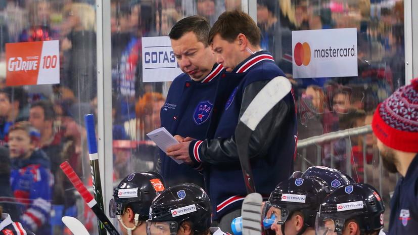 Третьяк прокомментировал назначение Кудашова главным тренером сборной России по хоккею