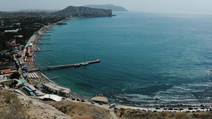 В Крыму во время учений высадились около 2,5 тысячи десантников