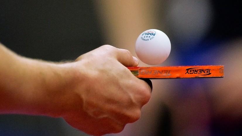 Россиянин Исмаилов завоевал бронзу в настольном теннисе на Универсиаде