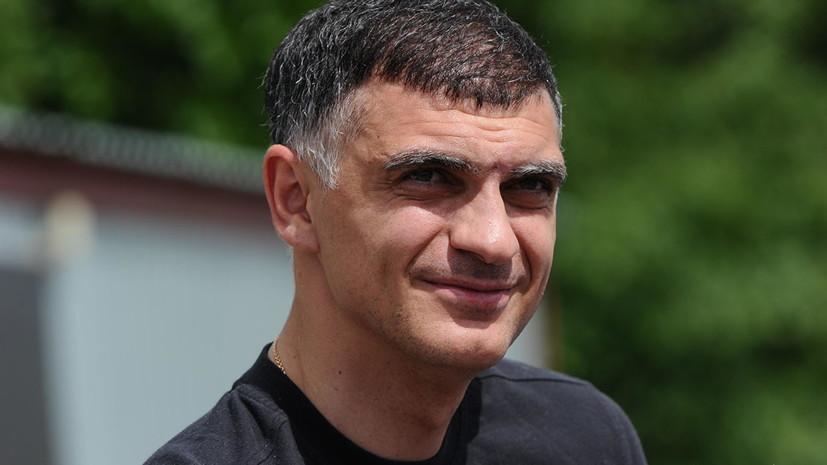 Габулов подтвердил, что подал в отставку с поста министра спорта Северной Осетии