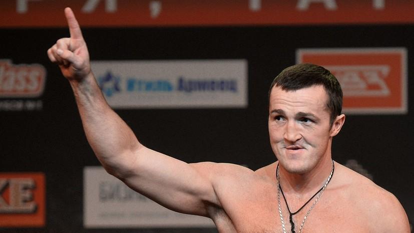 Менеджер Лебедева признался, что давно рекомендовал боксёру завершить карьеру