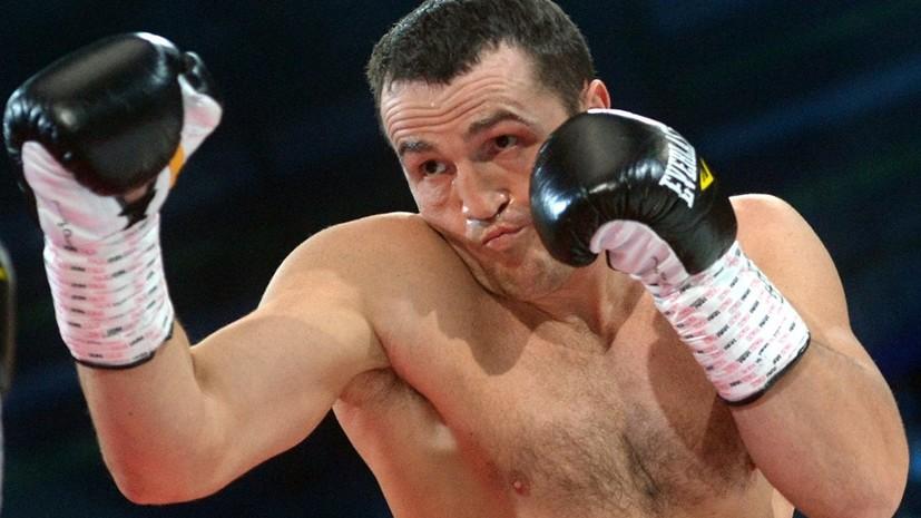 Кремлёв отреагировал на решение боксёра Лебедева завершить карьеру