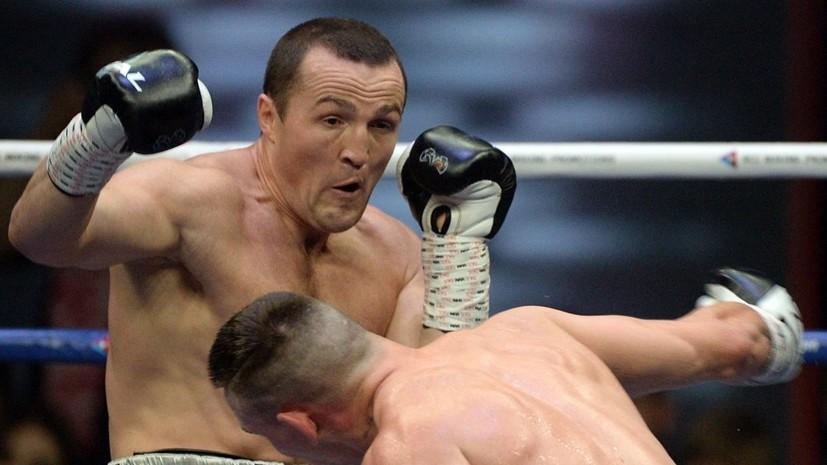 Валуев считает, что у Лебедева была прекрасная карьера