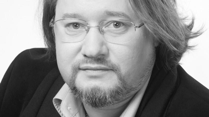 Умер актёр Олег Дмитриев