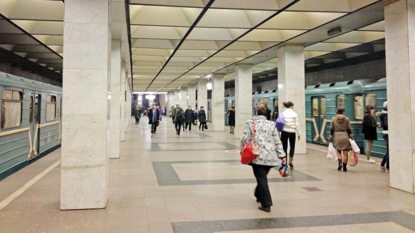 В Москве планируют перенести выход со станции метро «Ботанический сад»