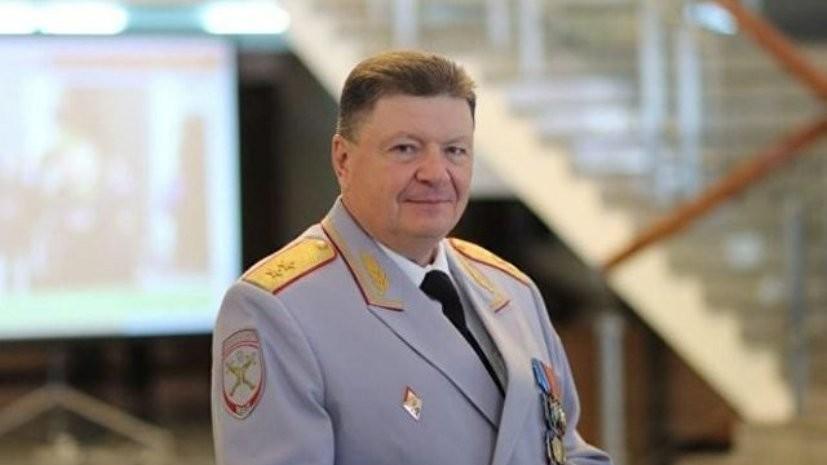 Глава крымского управления МВД снят с поста