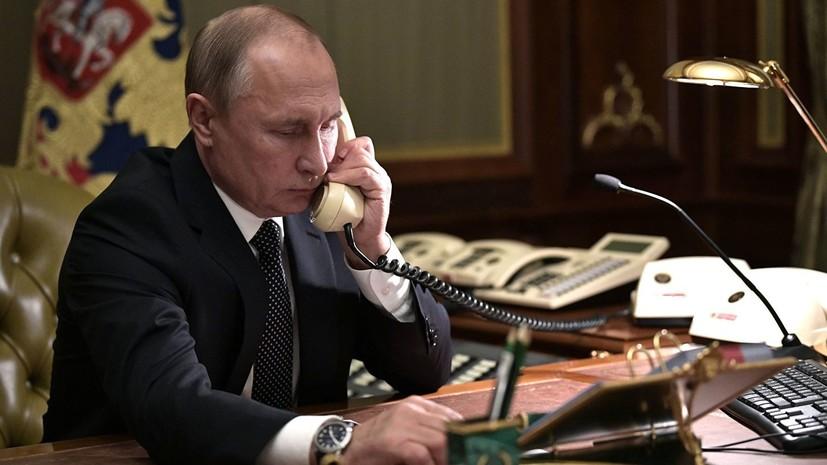 Косачёв прокомментировал телефонный разговор Путина с Зеленским