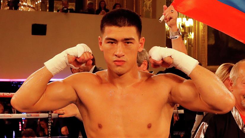 Бивол: Лебедев оставил значимый след в истории бокса