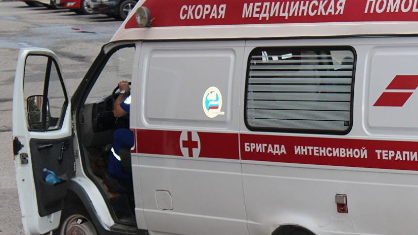 В Туве при опрокидывании автомобиля погибли десять человек