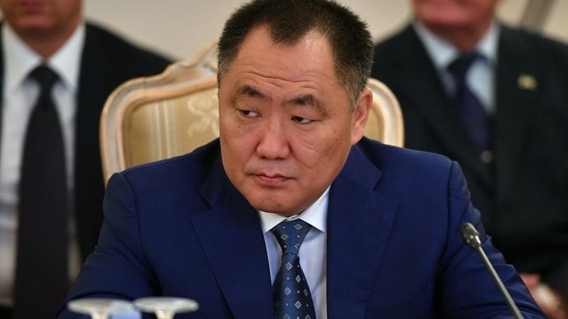 Власти рассказали подробности смертельного ДТП в Туве
