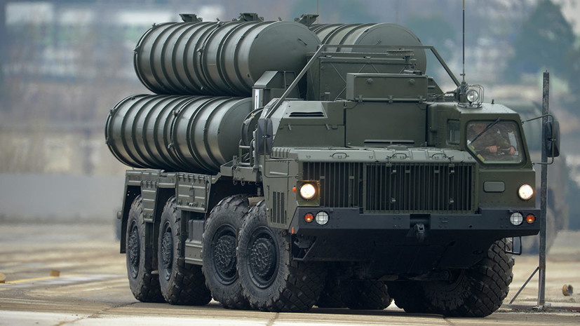 Россия подтвердила начало поставок С-400 в Турцию