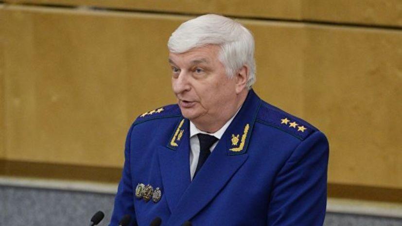 Совфед рассмотрит отставку замгенпрокурора Малиновского 23 июля