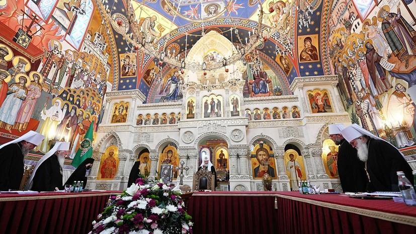 В РПЦ рассказали об актуальности образов апостолов Петра и Павла