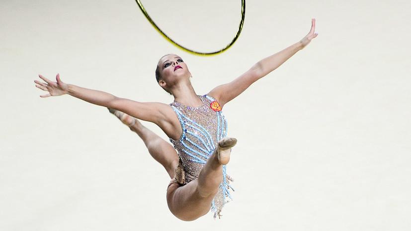 Гимнастка Селезнёва стала чемпионкой Универсиады в индивидуальном многоборье