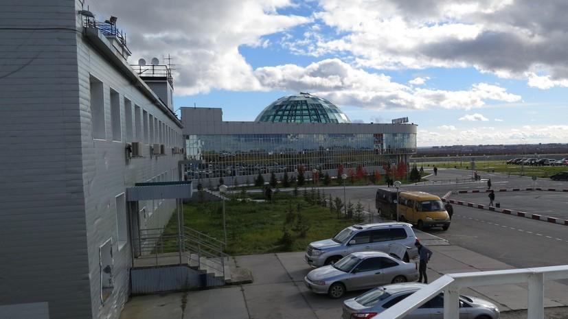В ЯНАО рассказали о модернизации аэропорта Салехарда